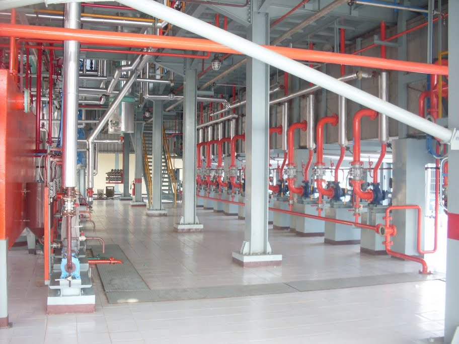 Solvent Extraction Plant