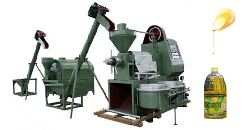 edible oil press